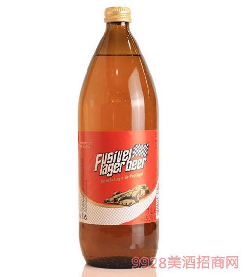 导火索啤酒1L