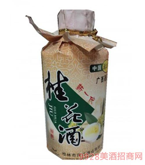 38度125ml小桂花酒