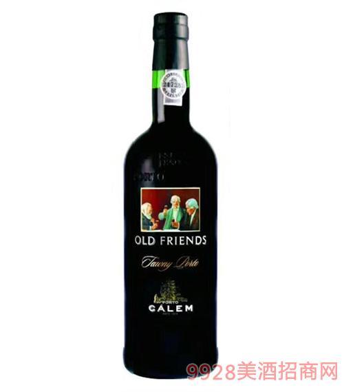 葡萄牙老朋友茶色波特酒19.9度750ml