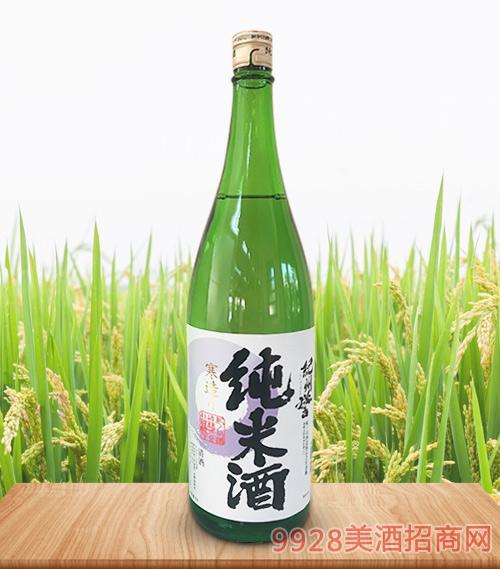 紀州誉 純米酒