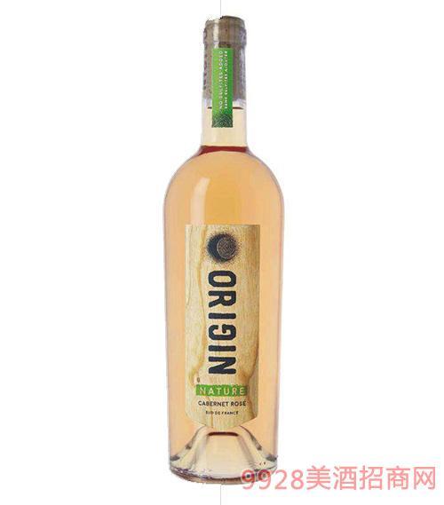 木酩-解百纳桃红葡萄酒11.5度750ml