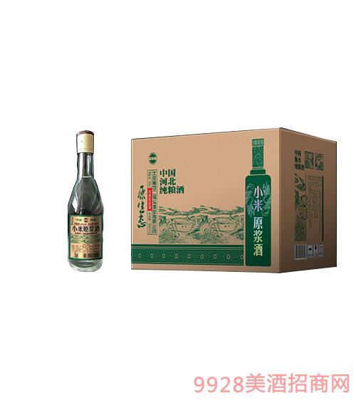 小米原生态原浆酒42度450mlx12