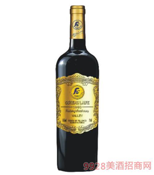 歌图人生艾菲干红葡萄酒1990-14度750ml