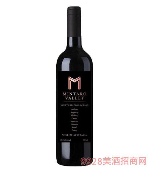 米塔罗山谷葡萄园优选干红葡萄酒