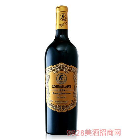 歌图环球玛珍干红葡萄酒1979-14度750ml