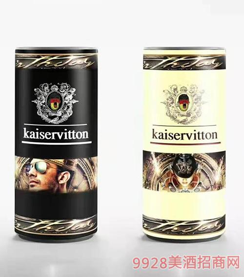 一升凯撒威登啤酒