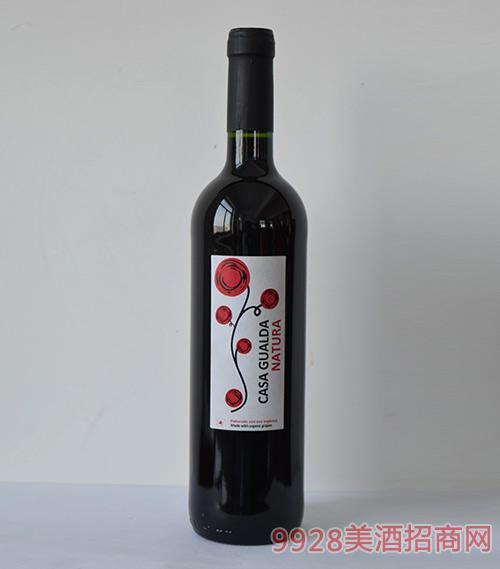 守护神·红尊有机干红葡萄酒