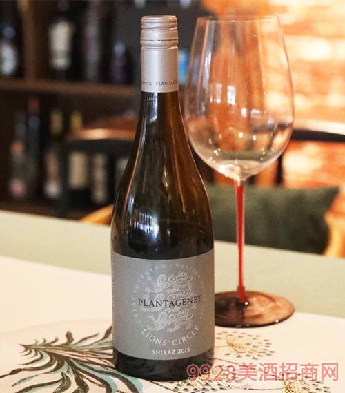金?#23500;?#37202;庄西拉红葡萄酒