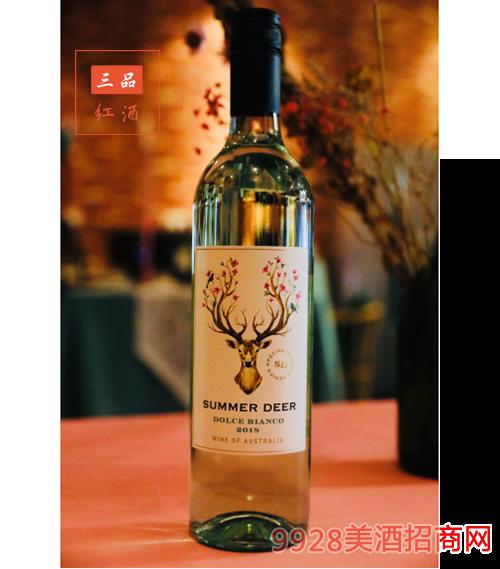 SummerDeer御鹿甜白葡萄酒(精选级)