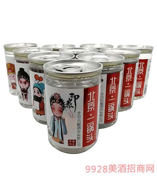 印象北京二锅头三两酒42度150ml
