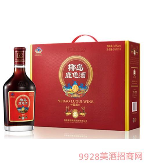 33度椰�u鹿��酒500ml×2