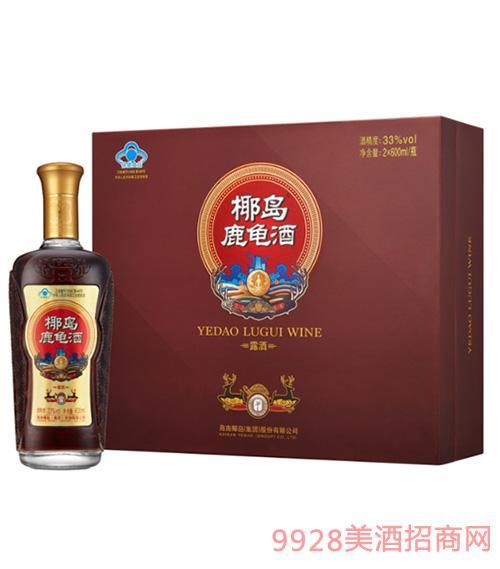 33度椰�u鹿��酒(�Y盒�b)600ml