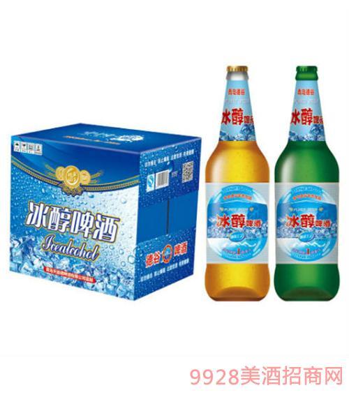 德谷冰醇啤酒500mlX12瓶