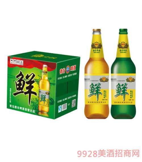 德谷鲜啤酒500mlX12瓶