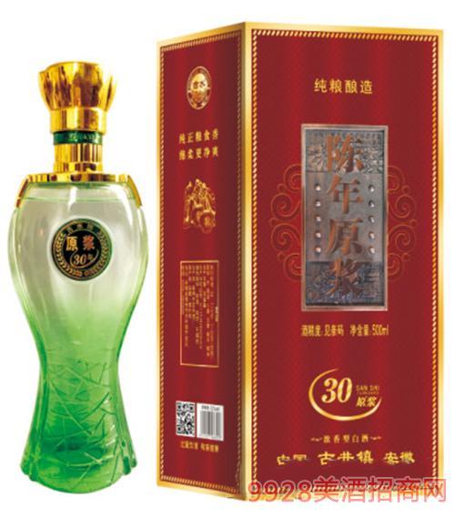 古水坊酒・陈年原浆30
