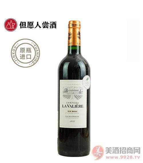 瓦利亚酒庄中级酒庄干红葡萄酒