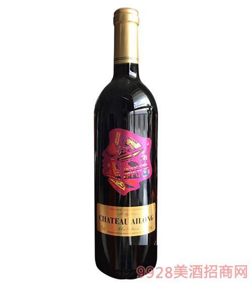 艾隆酒�f慕尚干�t葡萄酒