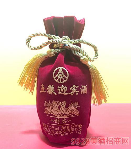 五�Z迎�e酒醇柔52度250ml