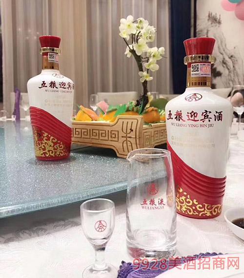 五粮迎宾酒