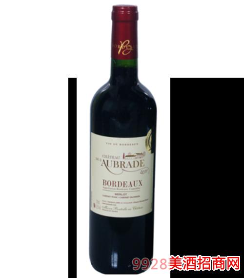奥班德庄园红葡萄酒