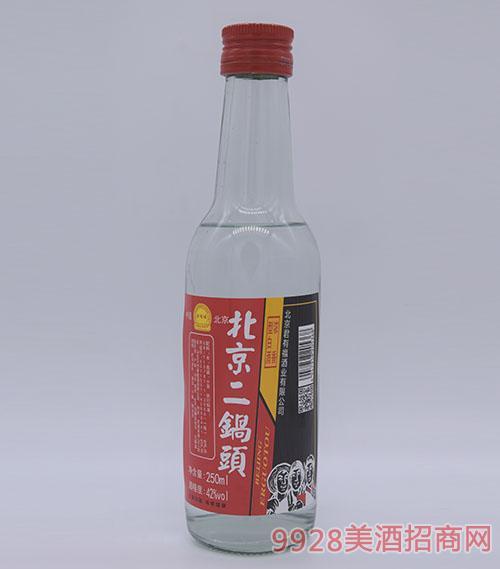42度君有福北京二��^酒250ml