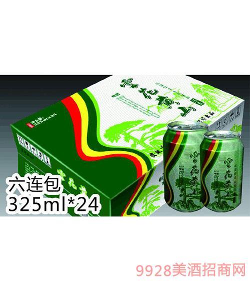 �花�S山清爽325ML�G罐�箱