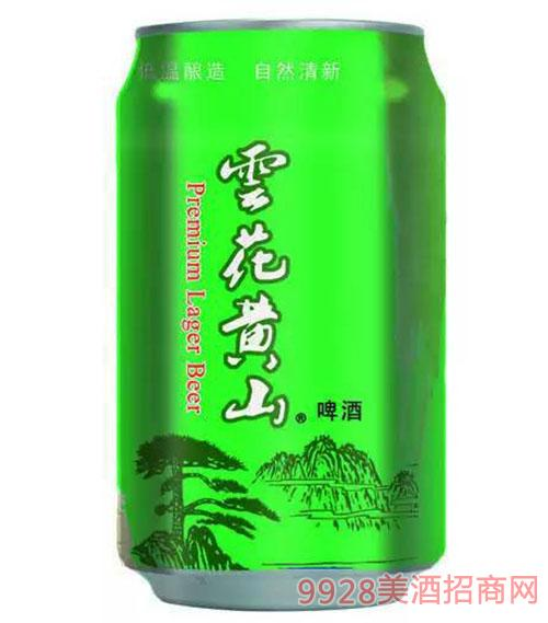 �花�S山啤酒330ML易拉罐