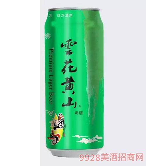 �花�S山500ML啤酒