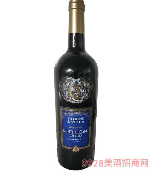 葡禾・科安蒂蒙帕��Z干�t葡萄酒