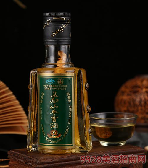 长白山参��酒