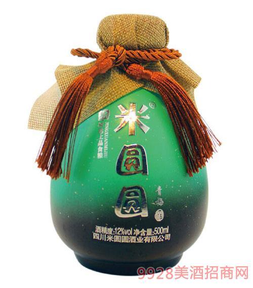 米�A�A米酒青梅味12度500ml
