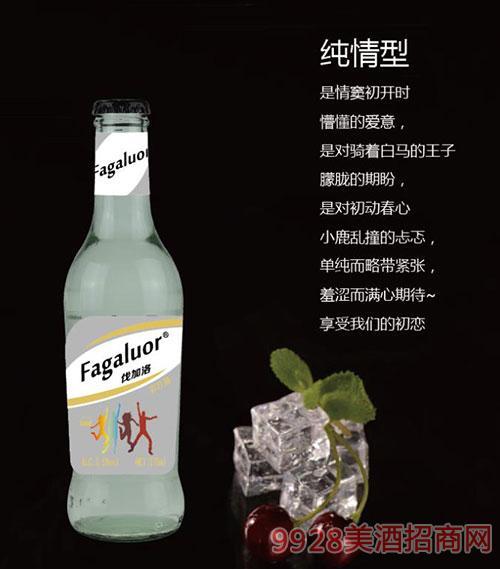 伐加洛苏打酒纯情型