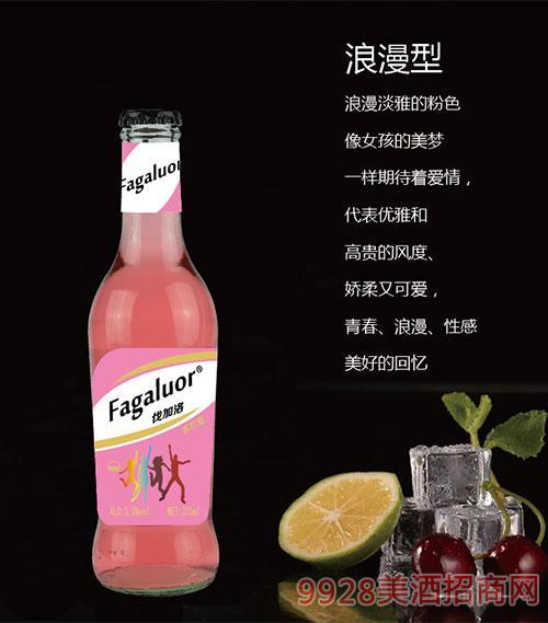 伐加洛苏打酒浪漫型