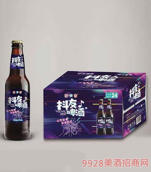 驿青春抖友啤酒236mlx24