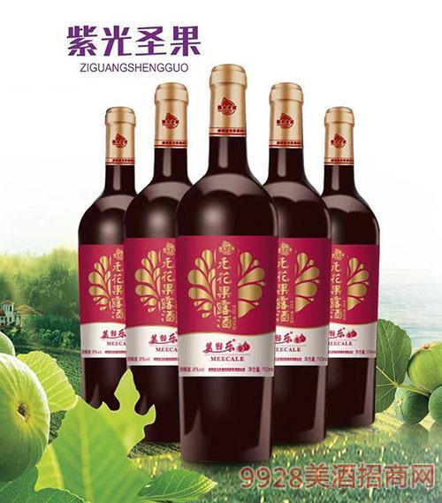�o花果露酒8度750ml