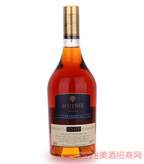 慕杰尼VSOP白�m地酒40度700ml