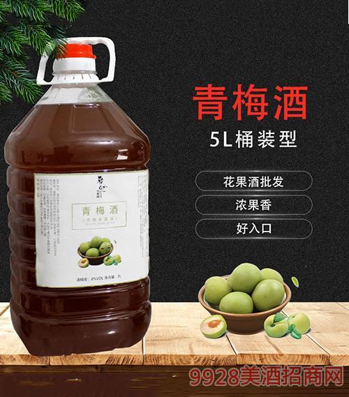 青梅酒5L