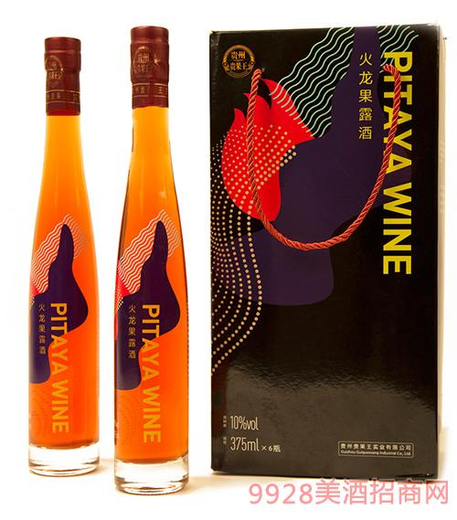 �F果王・PITAYA火��果露酒10度375mlx6
