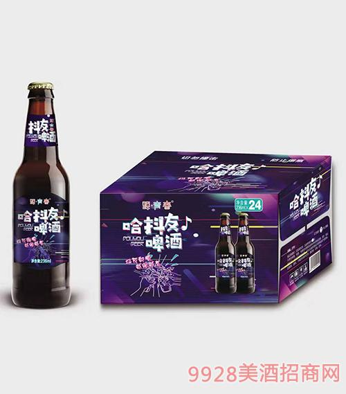 �A青春抖友啤酒236mlx24