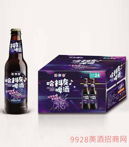 �A青春抖友啤酒275mlx24