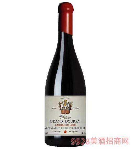 ����古堡干�t葡萄酒15.5度750ml