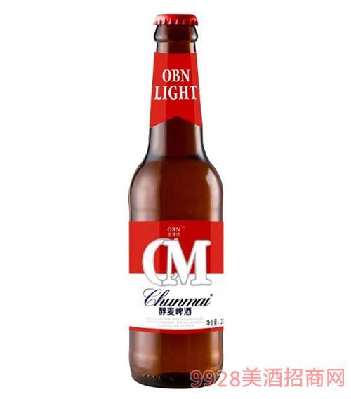 �W博�{醇��啤酒