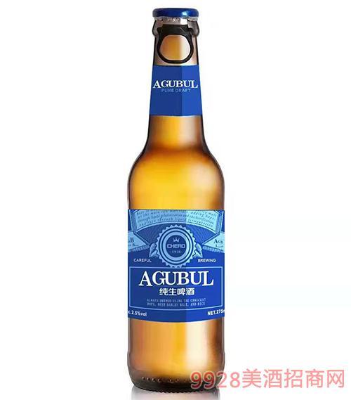 澳古堡�生啤酒