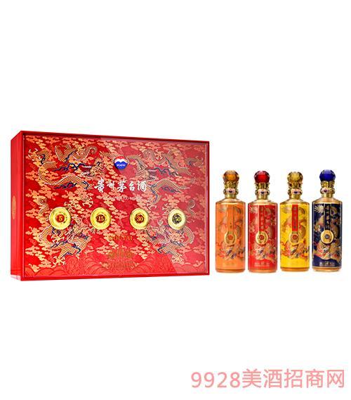 茅�_金��百年年份珍藏酒(4 瓶)