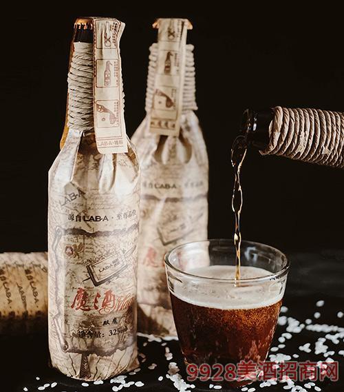 �p魔魔酒325ml瓶�b