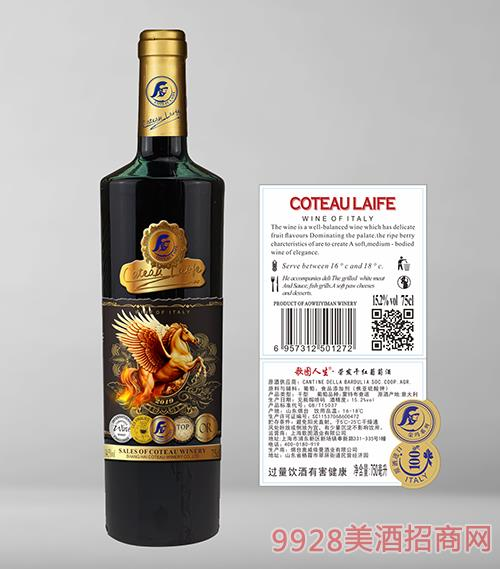 歌�D人生�s�l干�t葡萄酒15.2度750ml