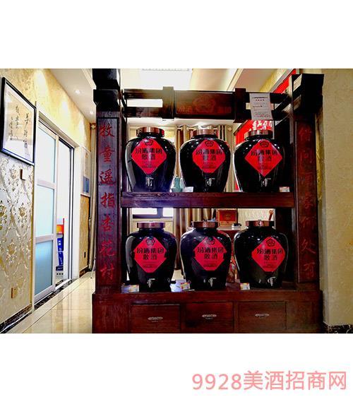 河南尊邦酒�I有限公司形象展示