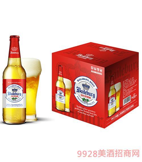佰乐堡啤酒500mlx24瓶