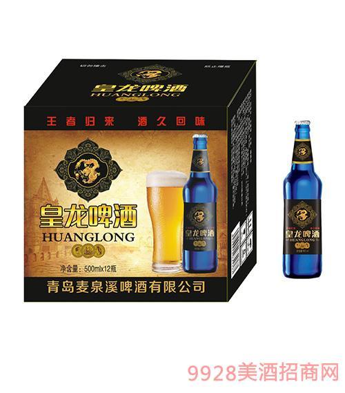 皇��啤酒500mlx12