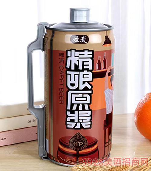 佐��精�原�{啤酒2L